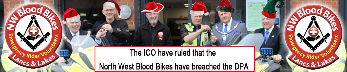 North West Blood Bikes