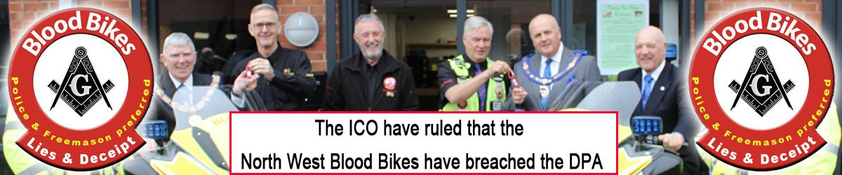 North West Blood Bikes (UNOFFICIAL WEBSITE)